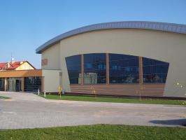 Gminne Centrum Sportu i Rekreacji w Dźwirzynie